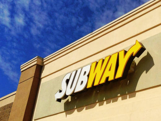 Tests on Subway chicken sandwiches in Canada have concluded that Subway chicken was only half meat — with the other half soy.