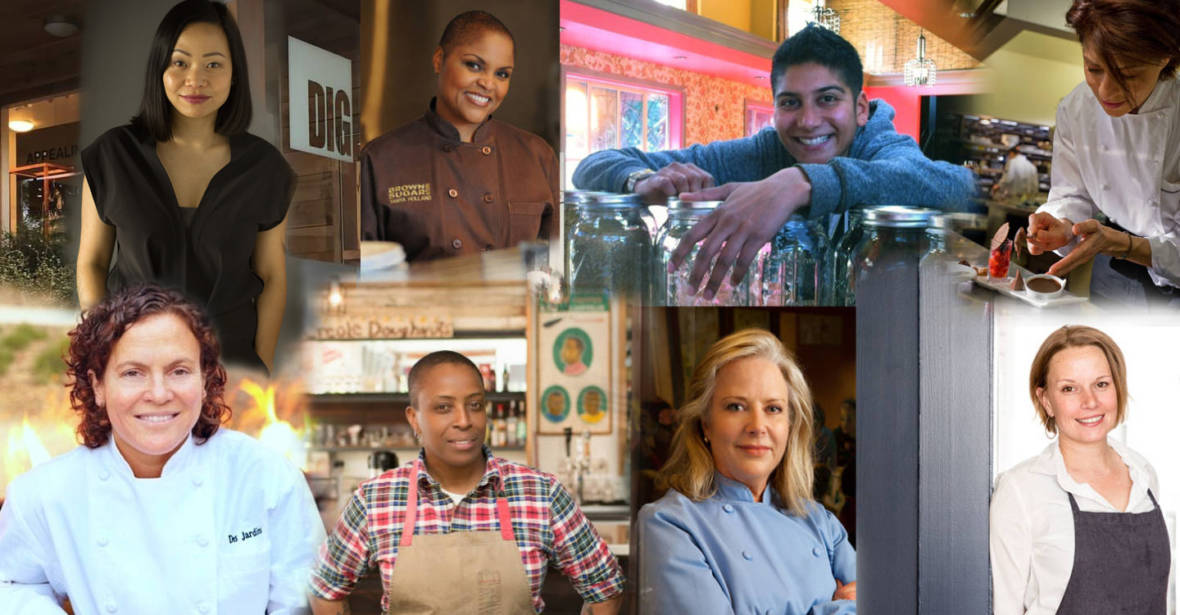 Celebrate Women's History Month at these Bay Area Women-Owned Restaurants
