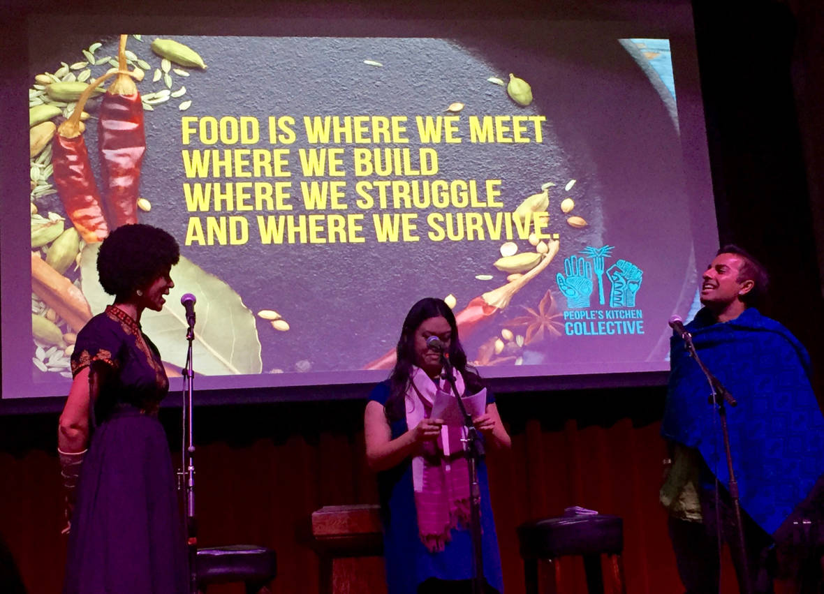 La Cocina's 'Voices from the Kitchen' Speak Passionately on Race