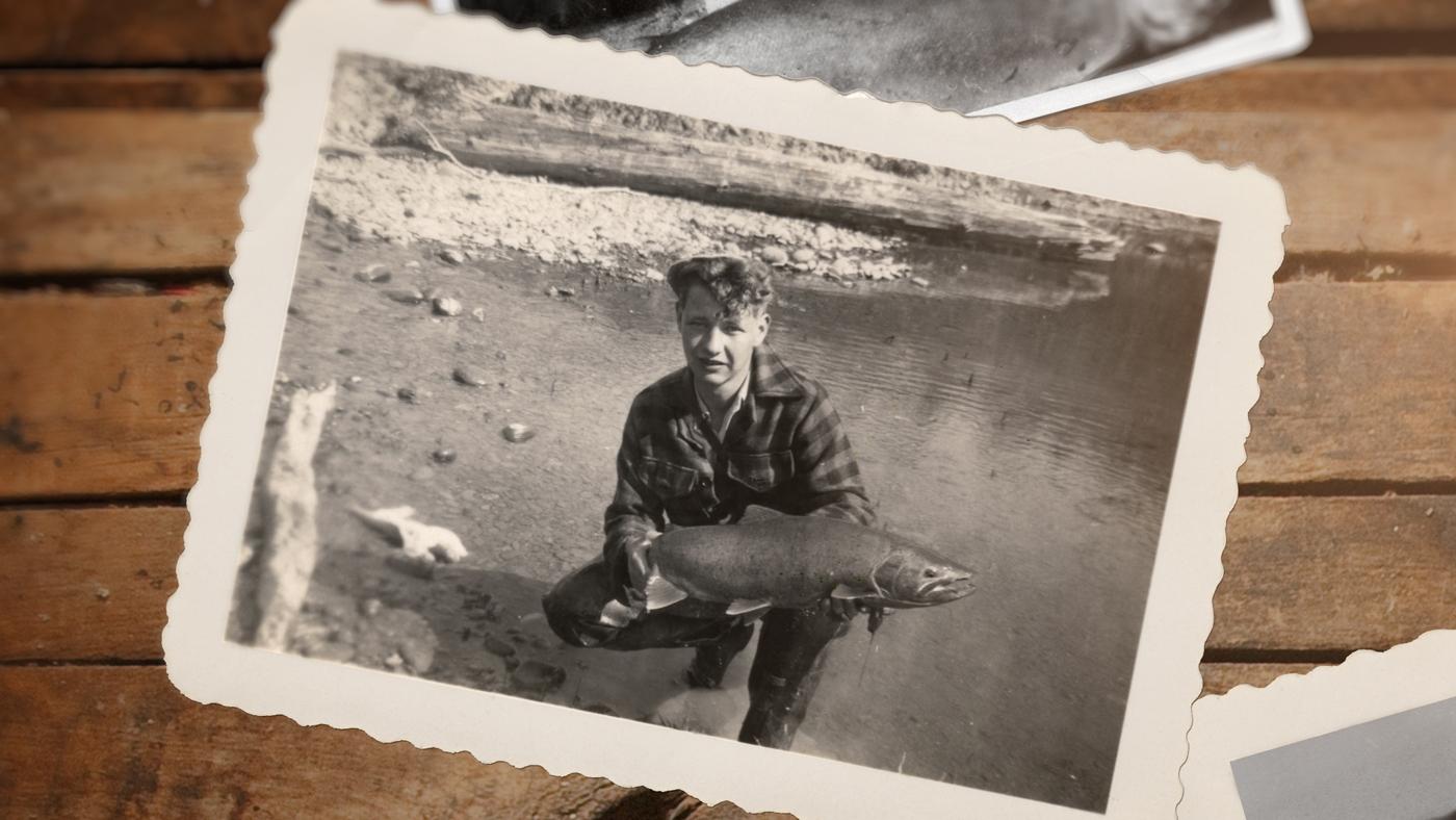 Dick Goin, The Memory of Fish