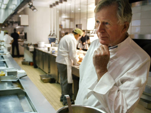 Jeremiah Tower is the subject of The Last Magnificent, a new documentary on his crash-and-burn career. It was produced by Anthony Bourdain, who feels that Tower has been denied his due in the American culinary pantheon.