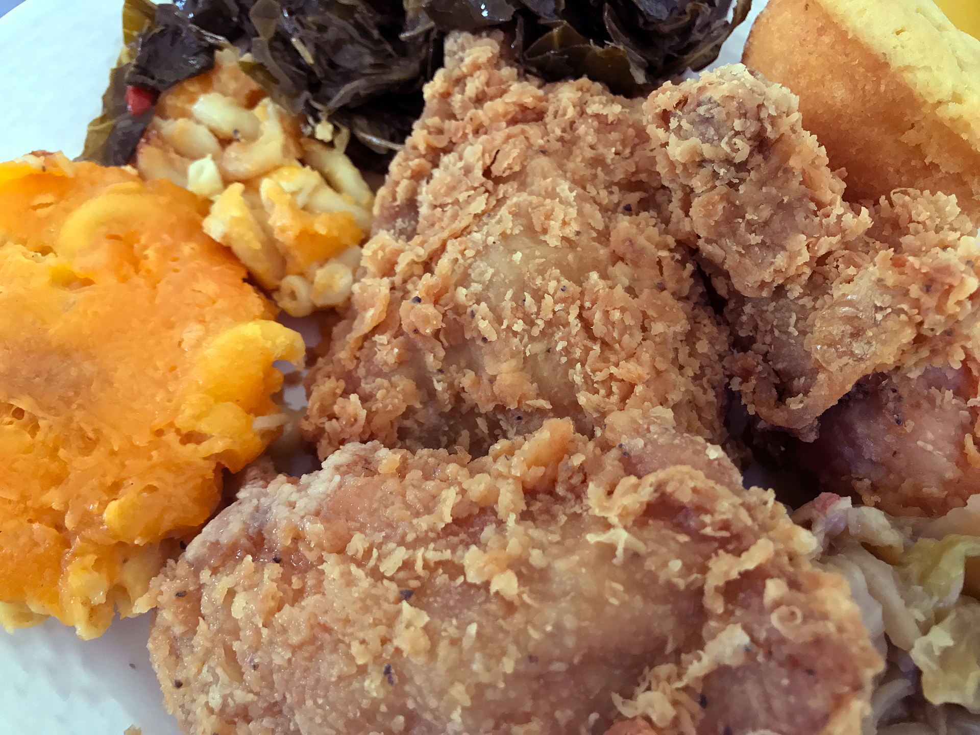 Lady Esther's has a way with homestyle fried chicken.
