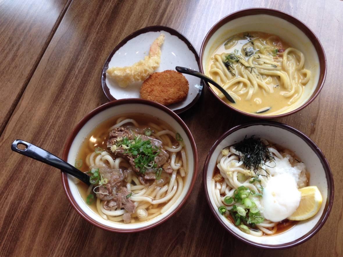 Mid-Market's Kagawa-Ya Gives Udon the Spotlight