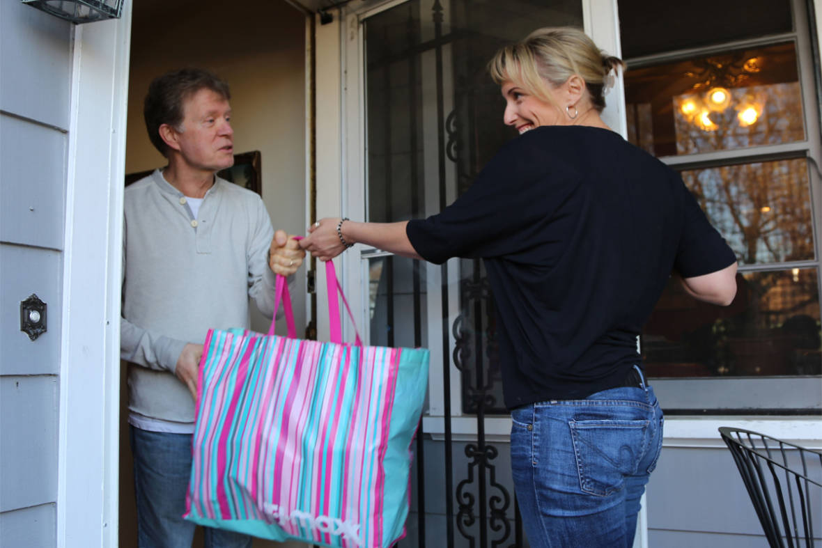 Bringing Healing Meals to the Chronically Ill in California