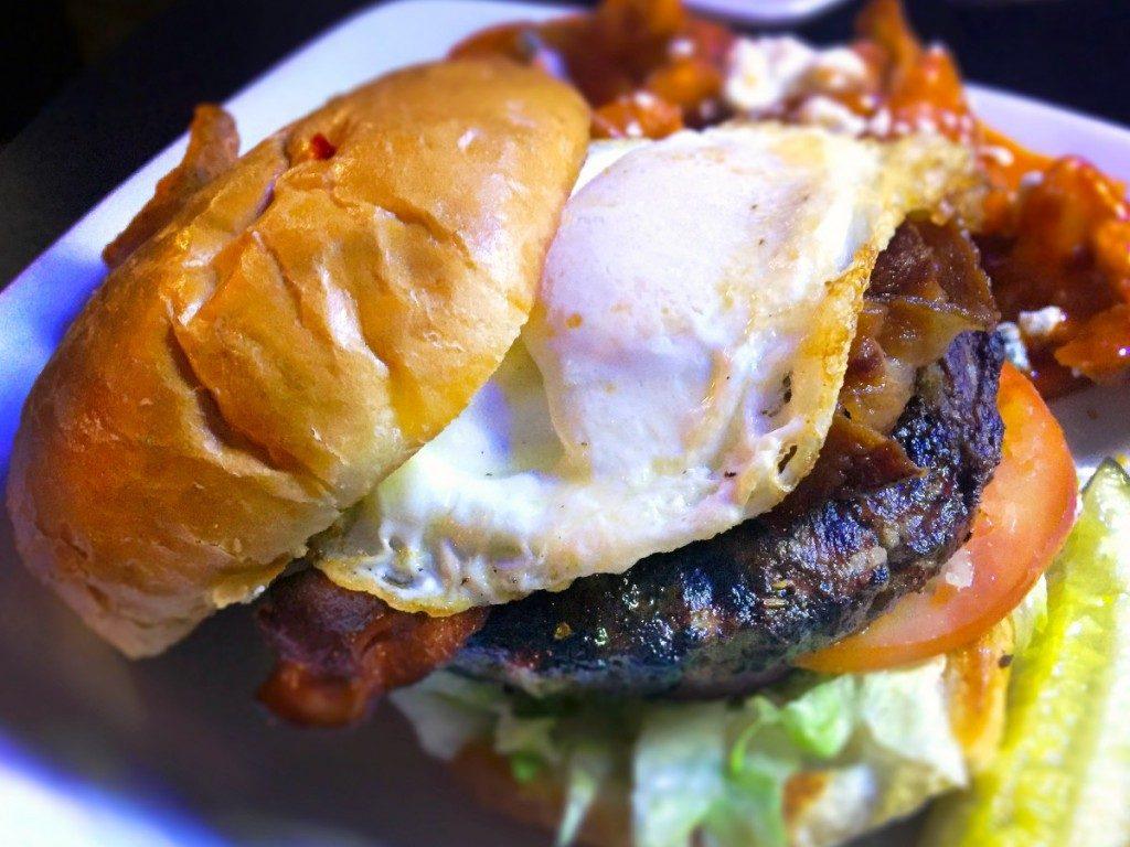 Pork Belly Burger, Hey Misstir, Santa Rosa