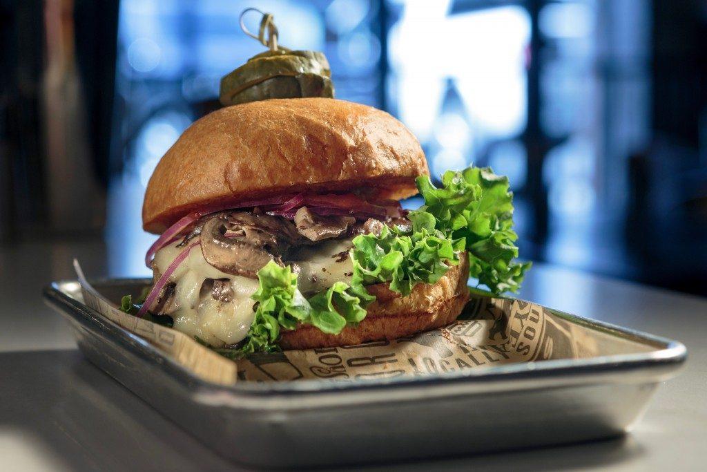 Shroomaluma, Slamburger, Petaluma