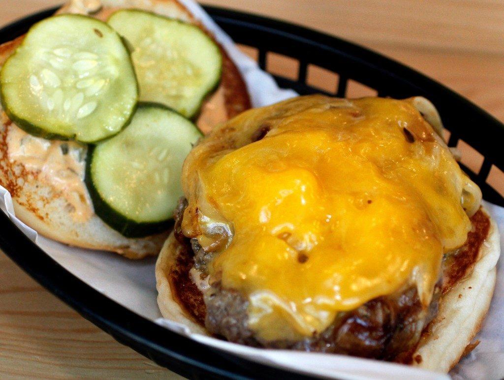 Smash Burger, The Wurst Restaurant, Healdsburg
