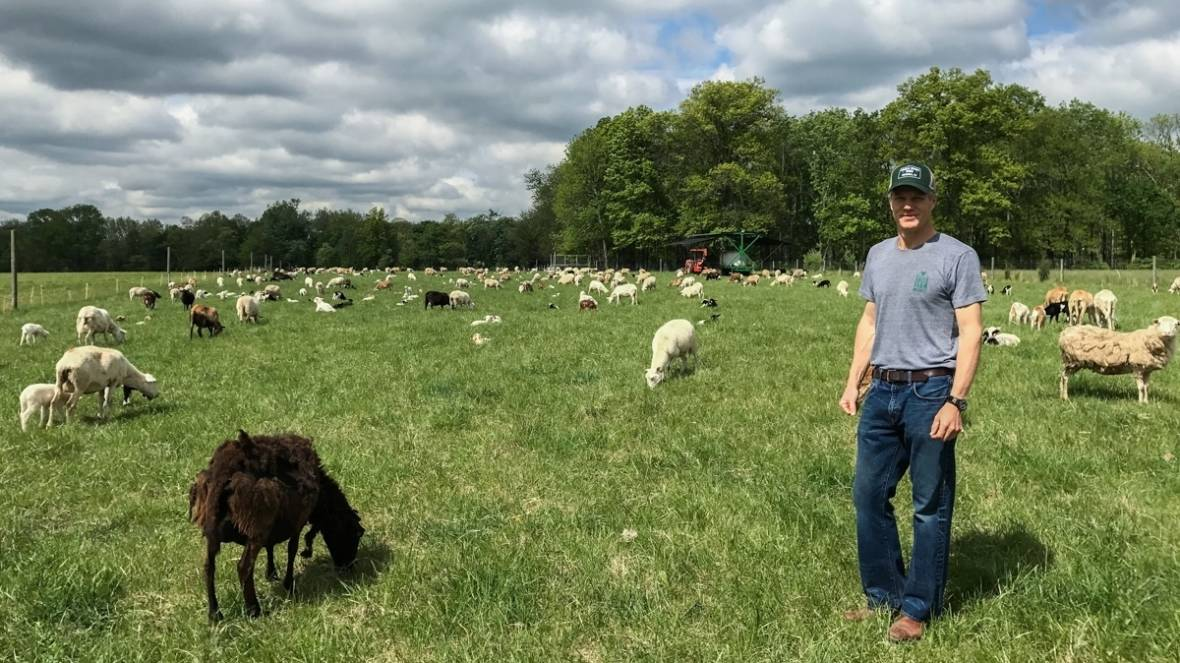 This Farmer Wants To Give Animals A Better Life — And Death