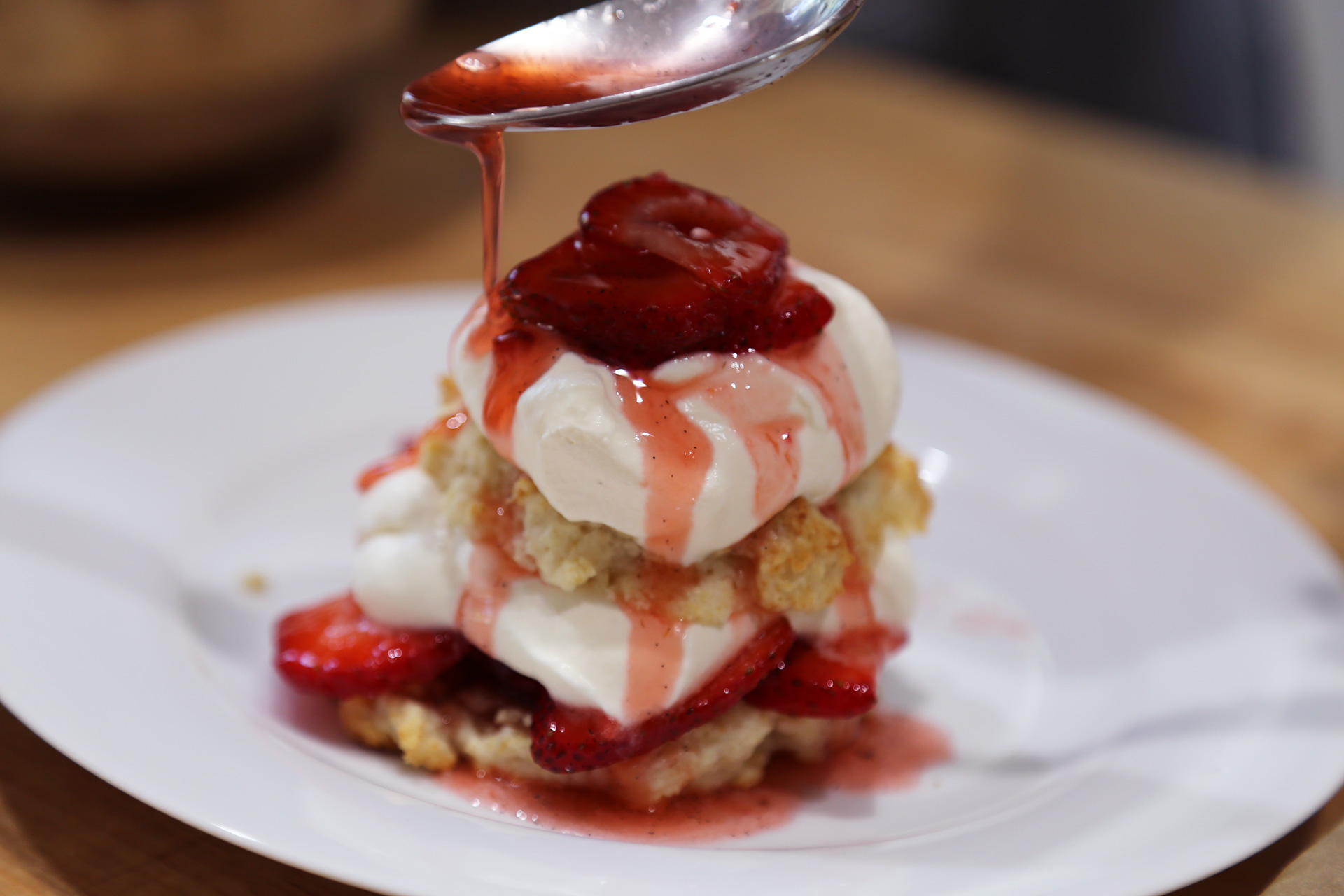 Classic Strawberry Shortcake