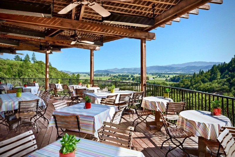 20 Best Restaurants With A View In Sonoma Napa And Marin