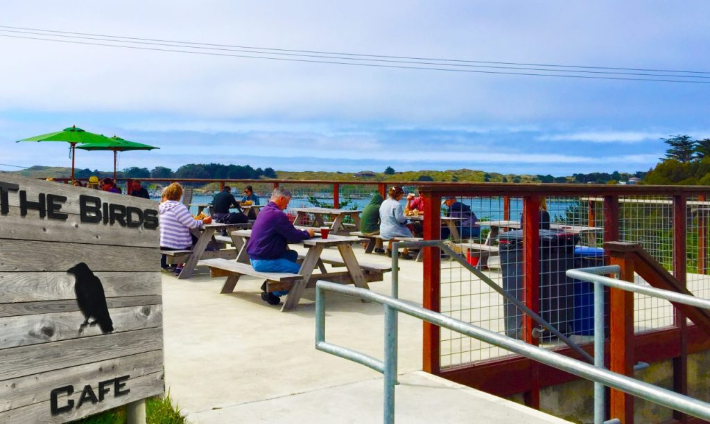 The Birds Café, Bodega Bay