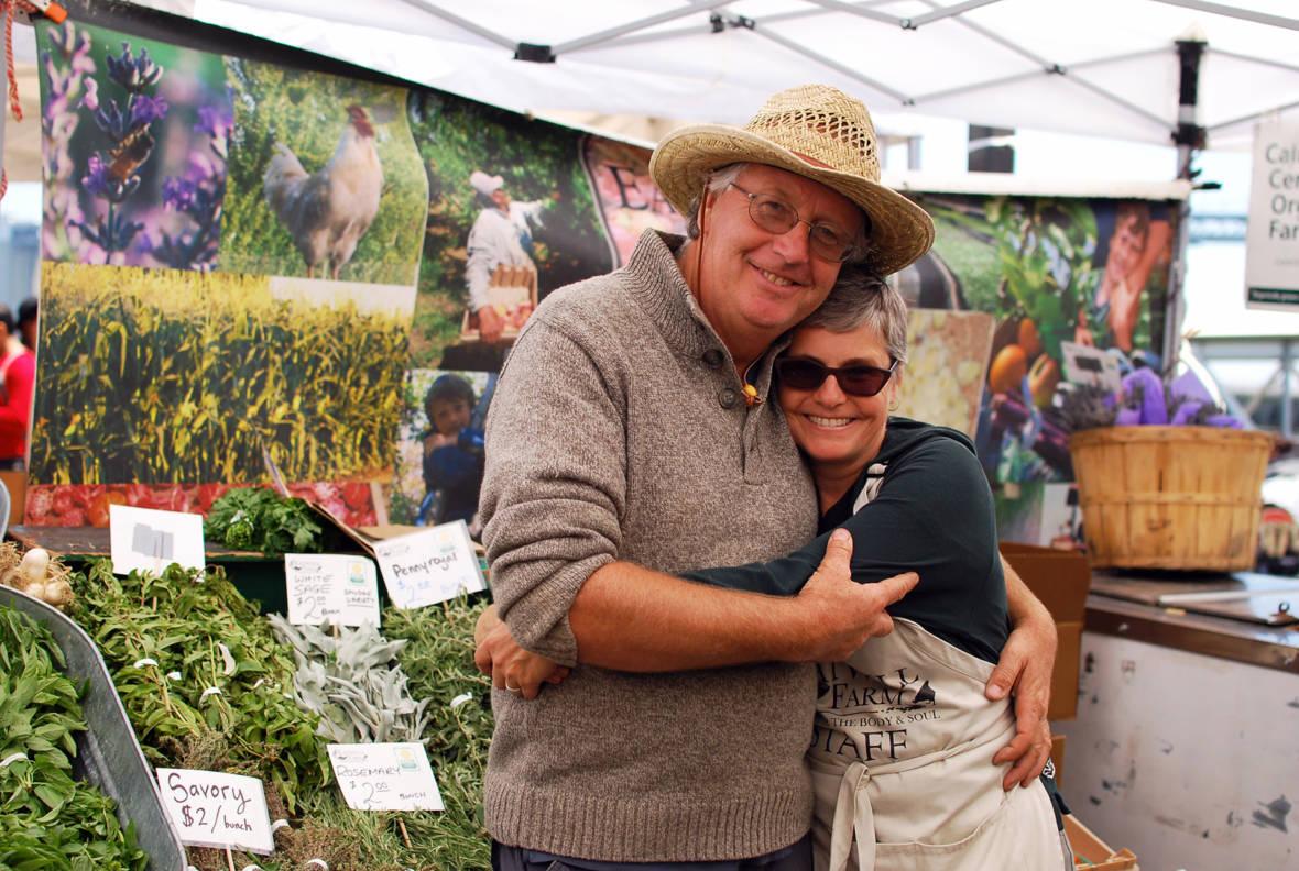 Nigel Walker, Eatwell Farm Founder, Mainstay at Ferry Plaza Farmers Market, Dies at 56