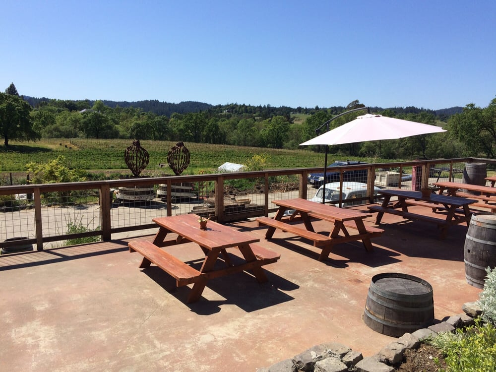 Restaurant at Russian River Vineyards, Forestville