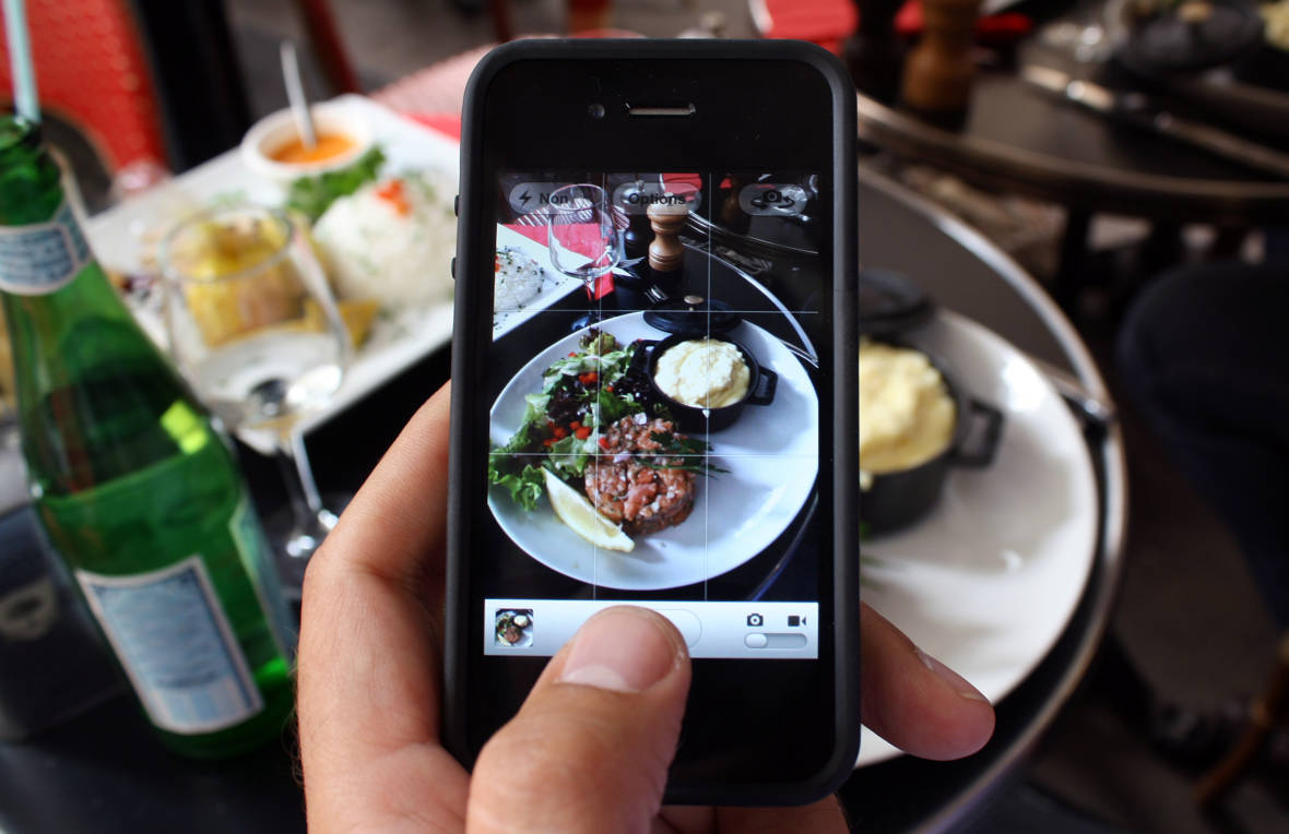 Oh, Snap! Scientists Are Turning People's Food Photos Into Recipes