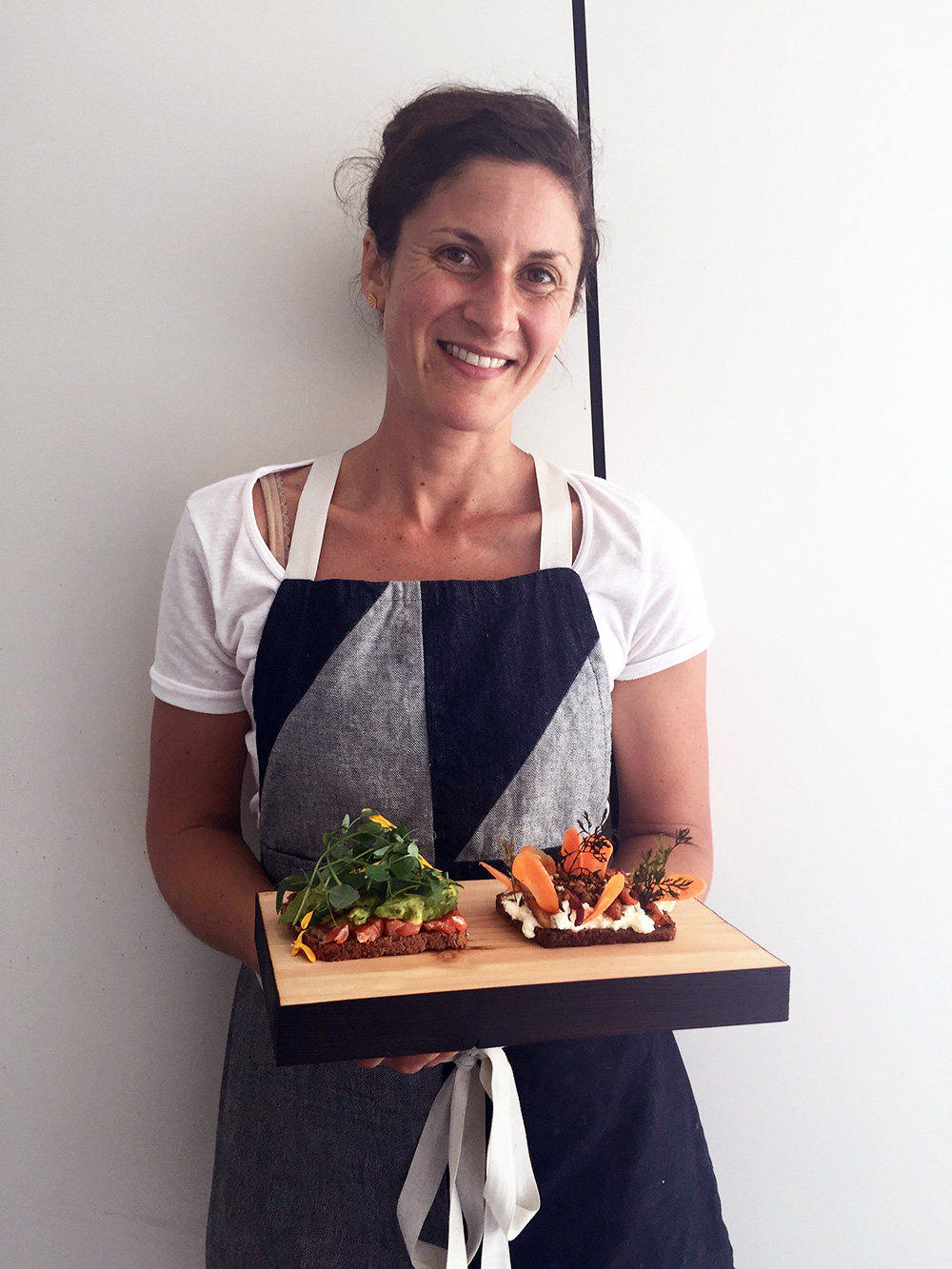 Kristen Rasmussen shares her Danish-inspired dishes at local pop-ups.