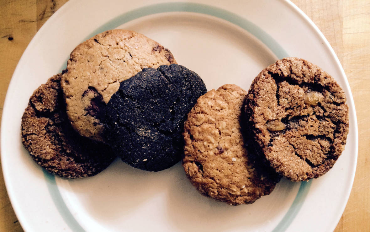 Crispety, Crunchety, Ooey, Gooey, Chewy: My Search for a Better Bay Area Cookie