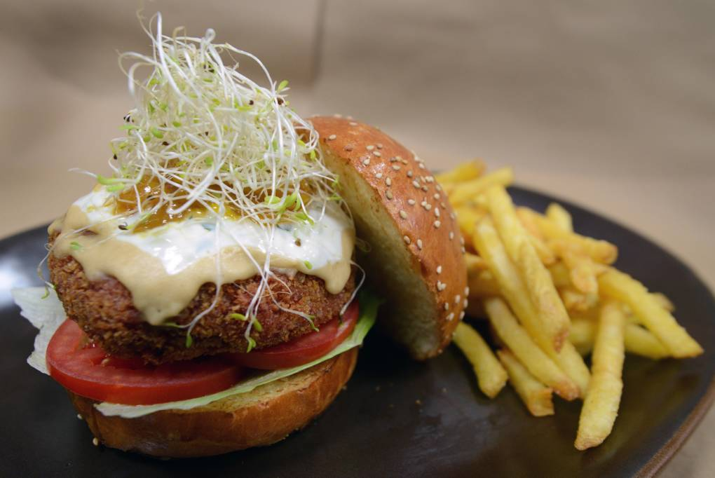 Today, veggie burgers are engineered to be more like meat than could have been conceived in the basement health-food stores of the 1980s or the sanitariums of a century prior.