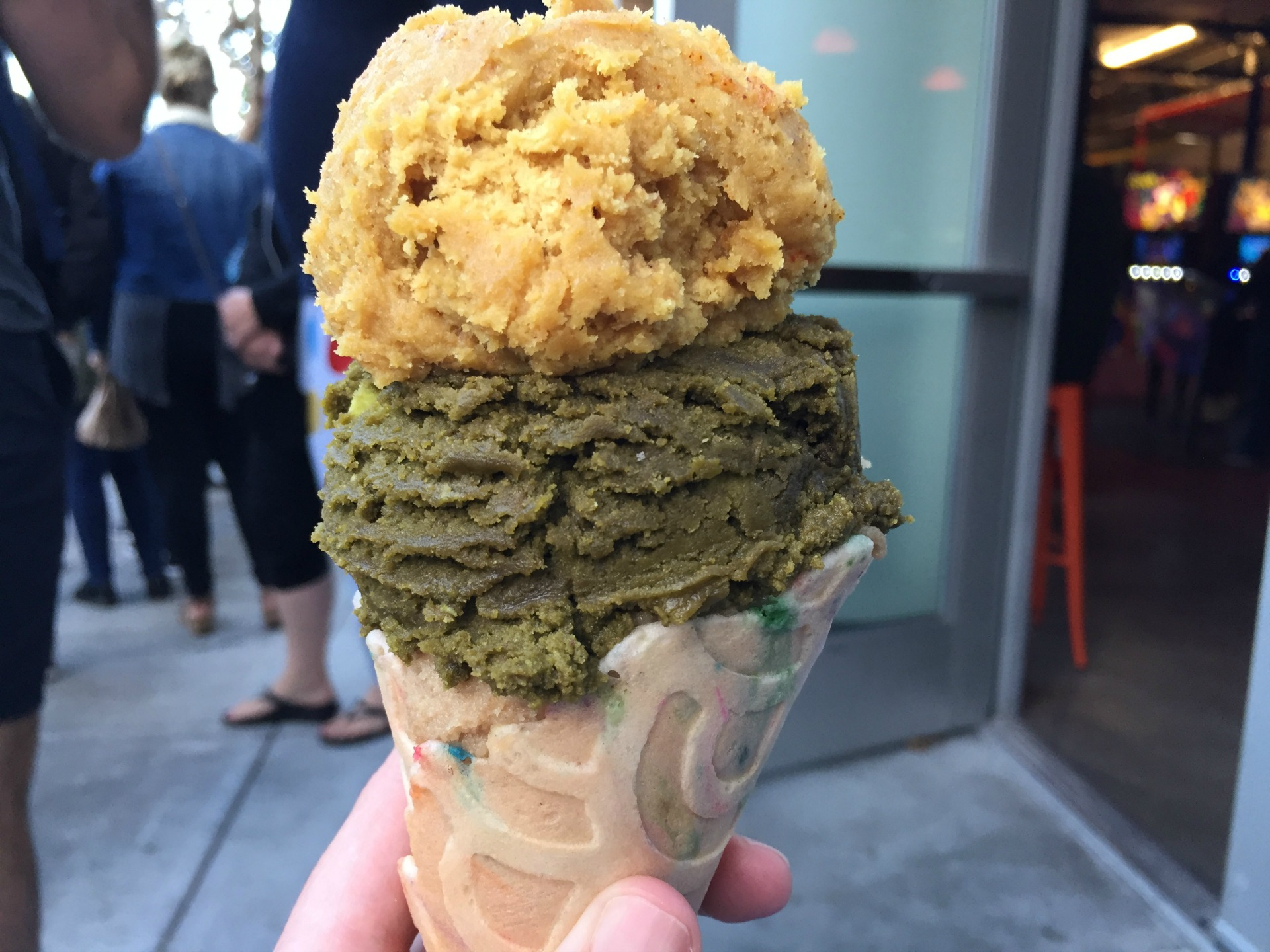 Don't like chocolate? Try the Lemon Chili or Matcha Dood.