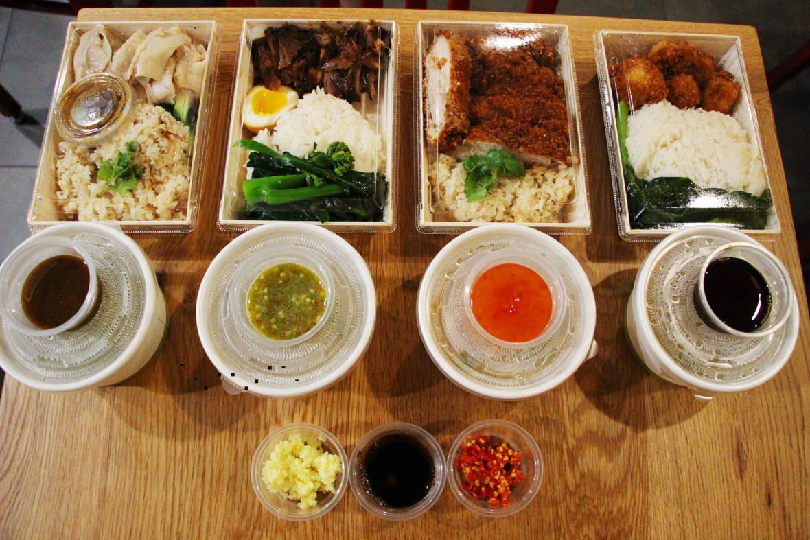 Preview: Chick'n Rice Khao Mun Gai in Berkeley Offers Tasty Thai-Style Street Food