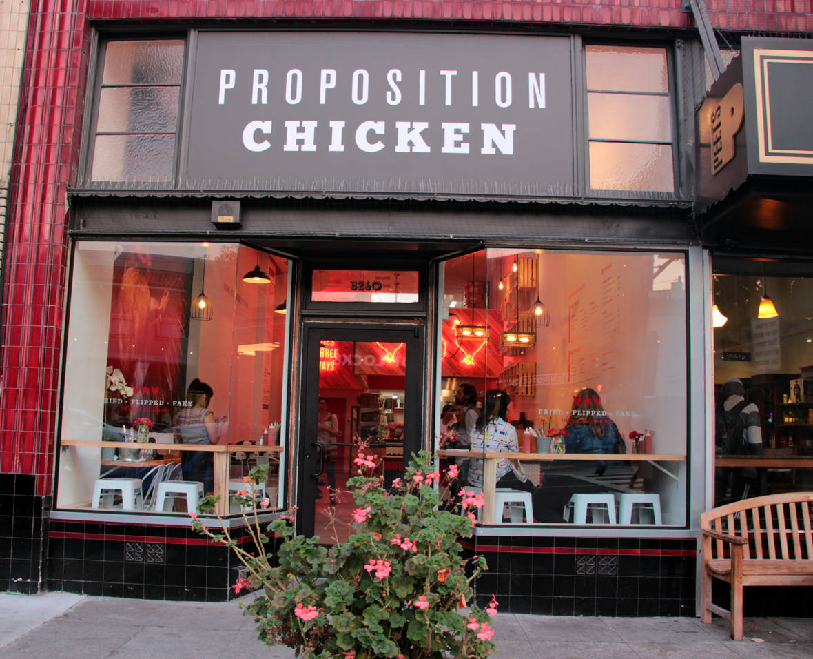 Preview: Proposition Chicken Brings its Choice of Chicken Three Ways to Oakland