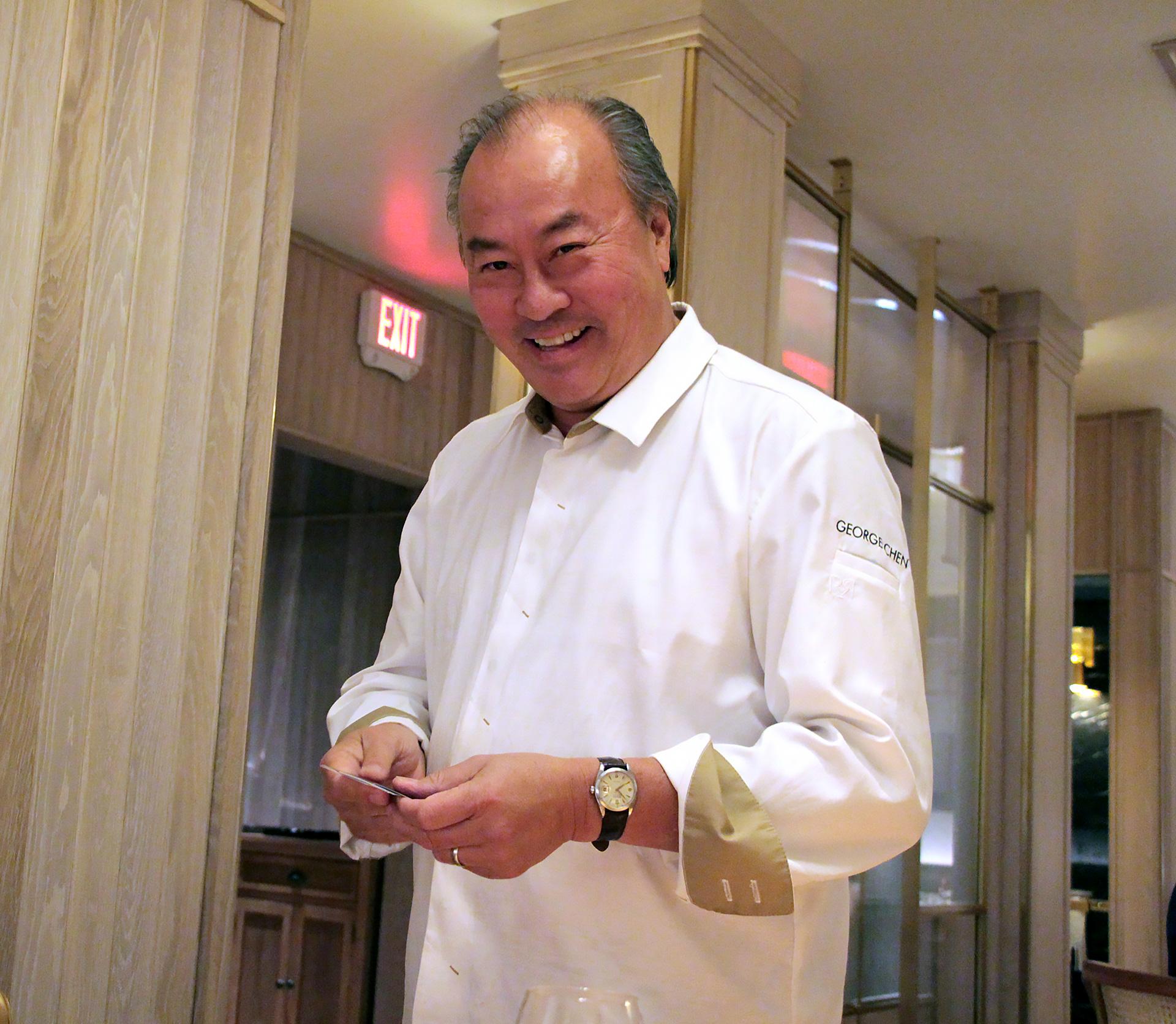 Chef George Chen