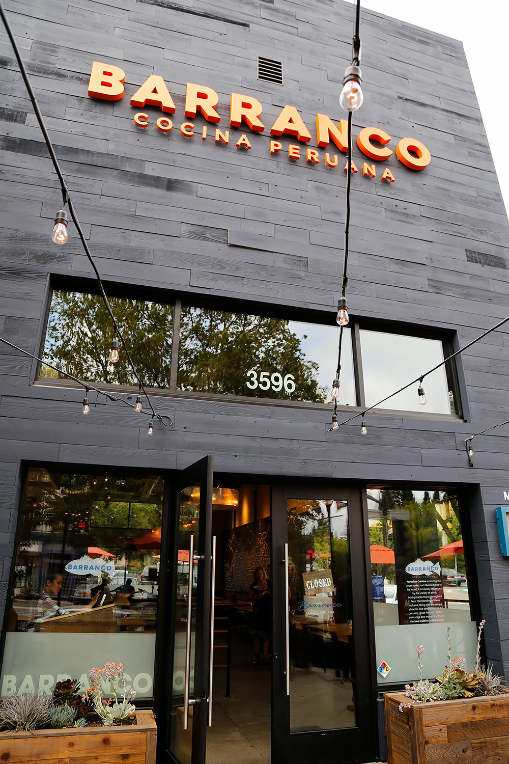Preview barranco in lafayette is the latest location for - Cocina exterior ...