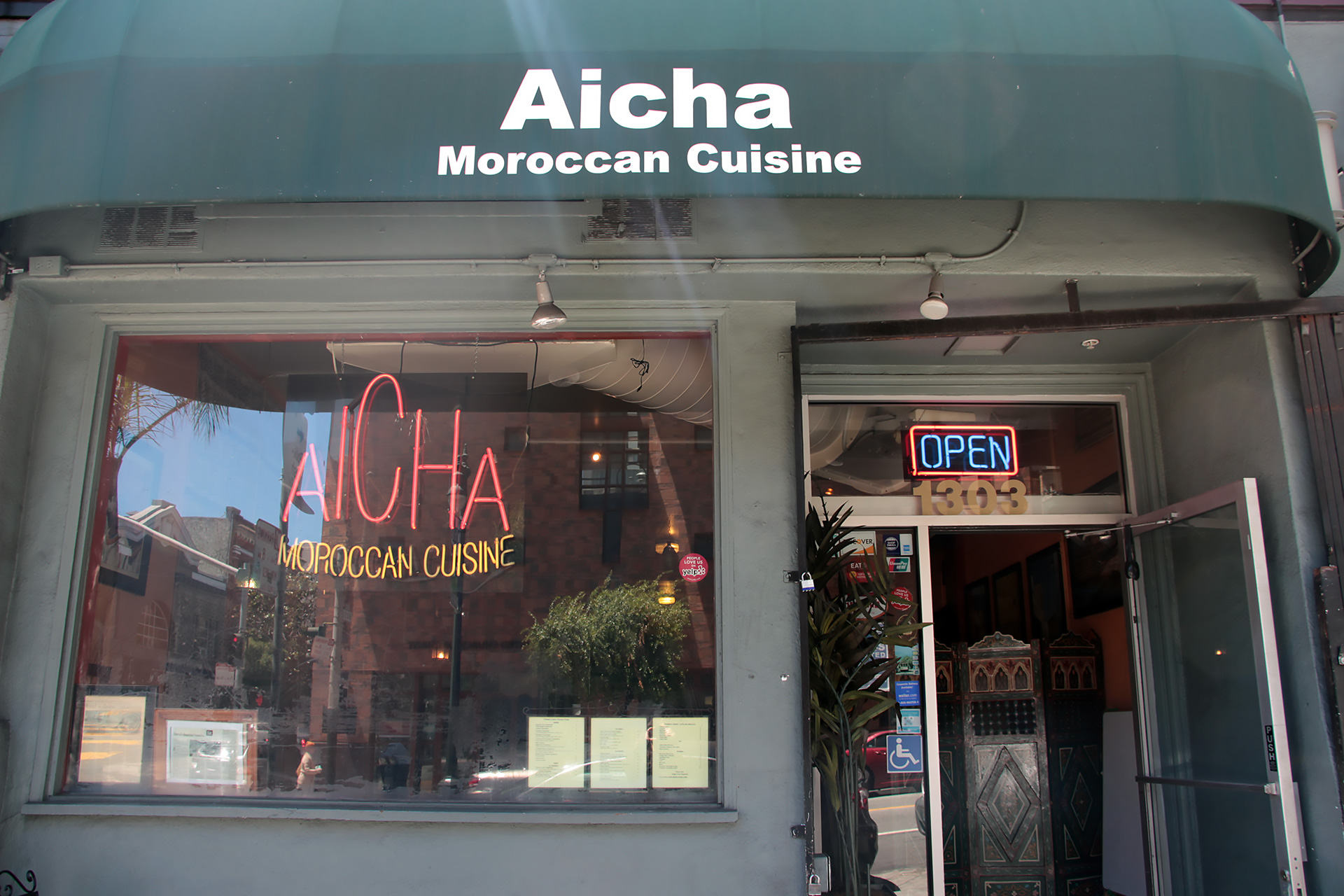 Bay area bites guide exploring the cuisines of africa for Aicha moroccan cuisine san francisco