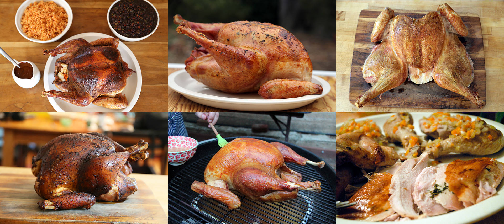 Turkey Guide: 6 Recipes Wendy Goodfriend