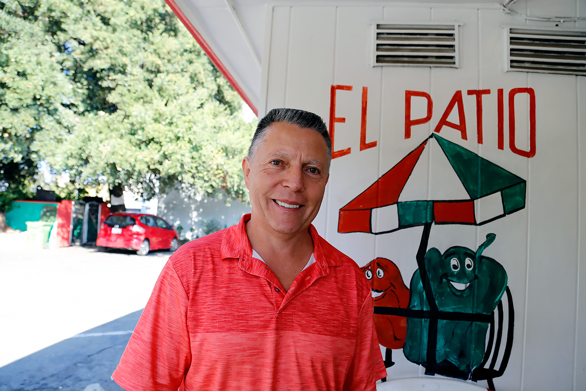 Sergio Ochoa, owner of El Patio in Santa Rosa.