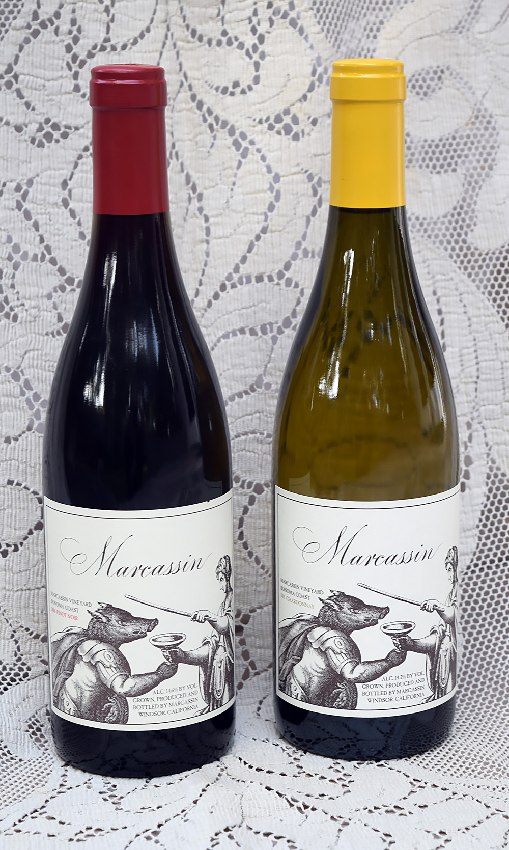 While most of the cult wines in California are Napa cabernets and cabernet blends, Marcassin Vineyards, whose grapes are grown on the Sonoma Coast, makes pinot noirs and chardonnays that are craved by some aficionados of these cool-climate varietals.