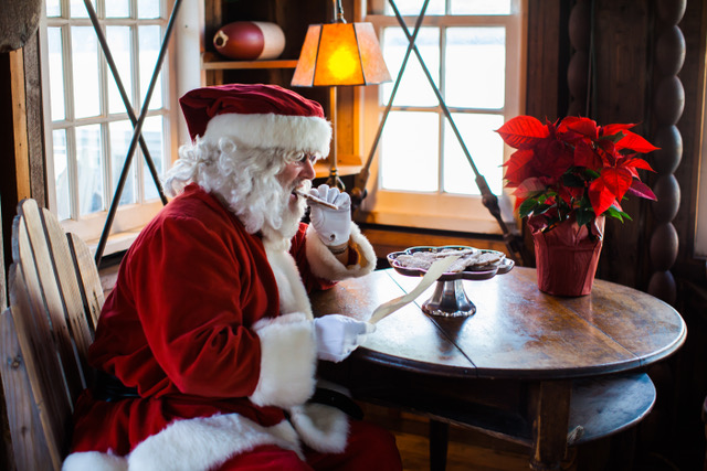 Santa will be visiting Nick's Cove and collecting toys for children in need.