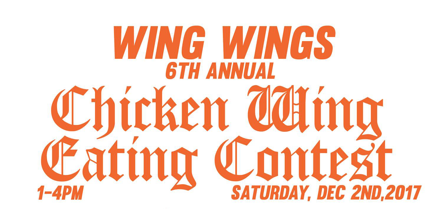 Chicken Wing Eating Contest - Fundraiser for UndocuFund
