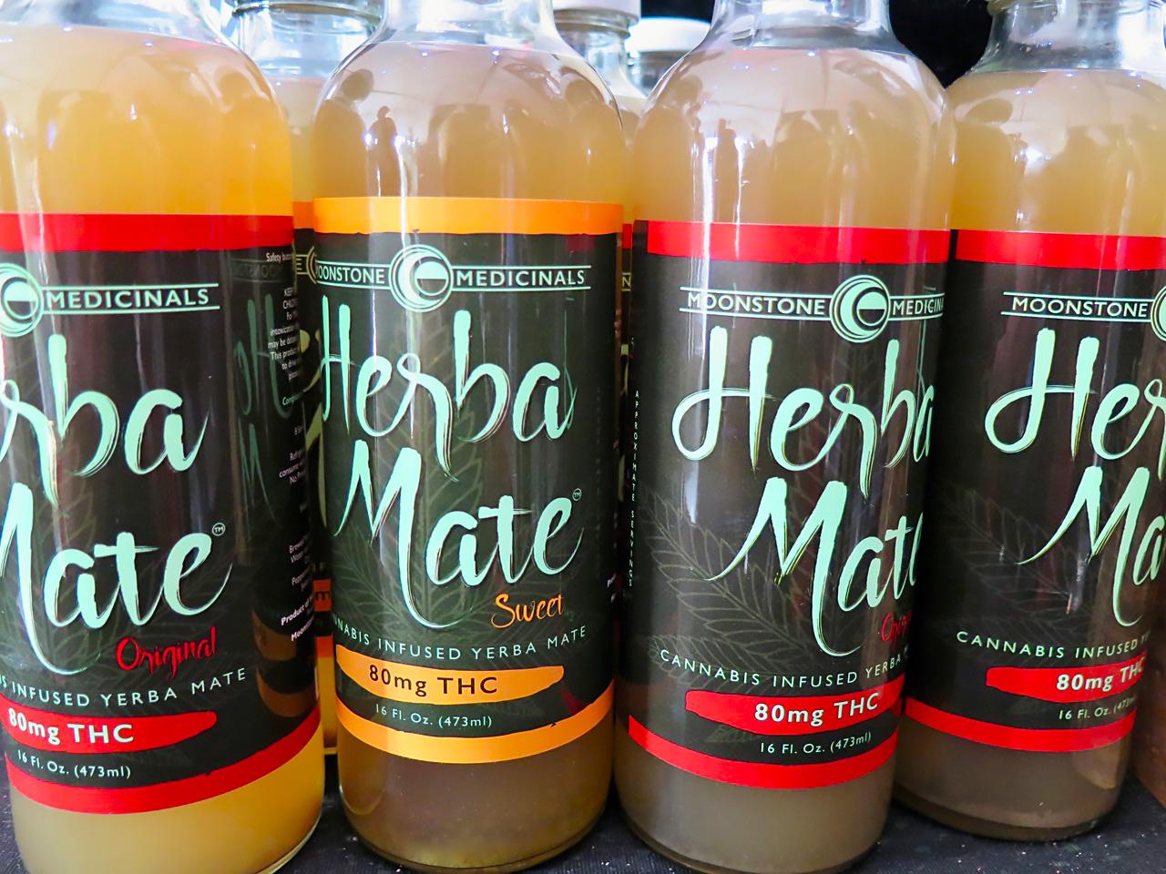 Moonstone Medicinal's Herba Mate tea