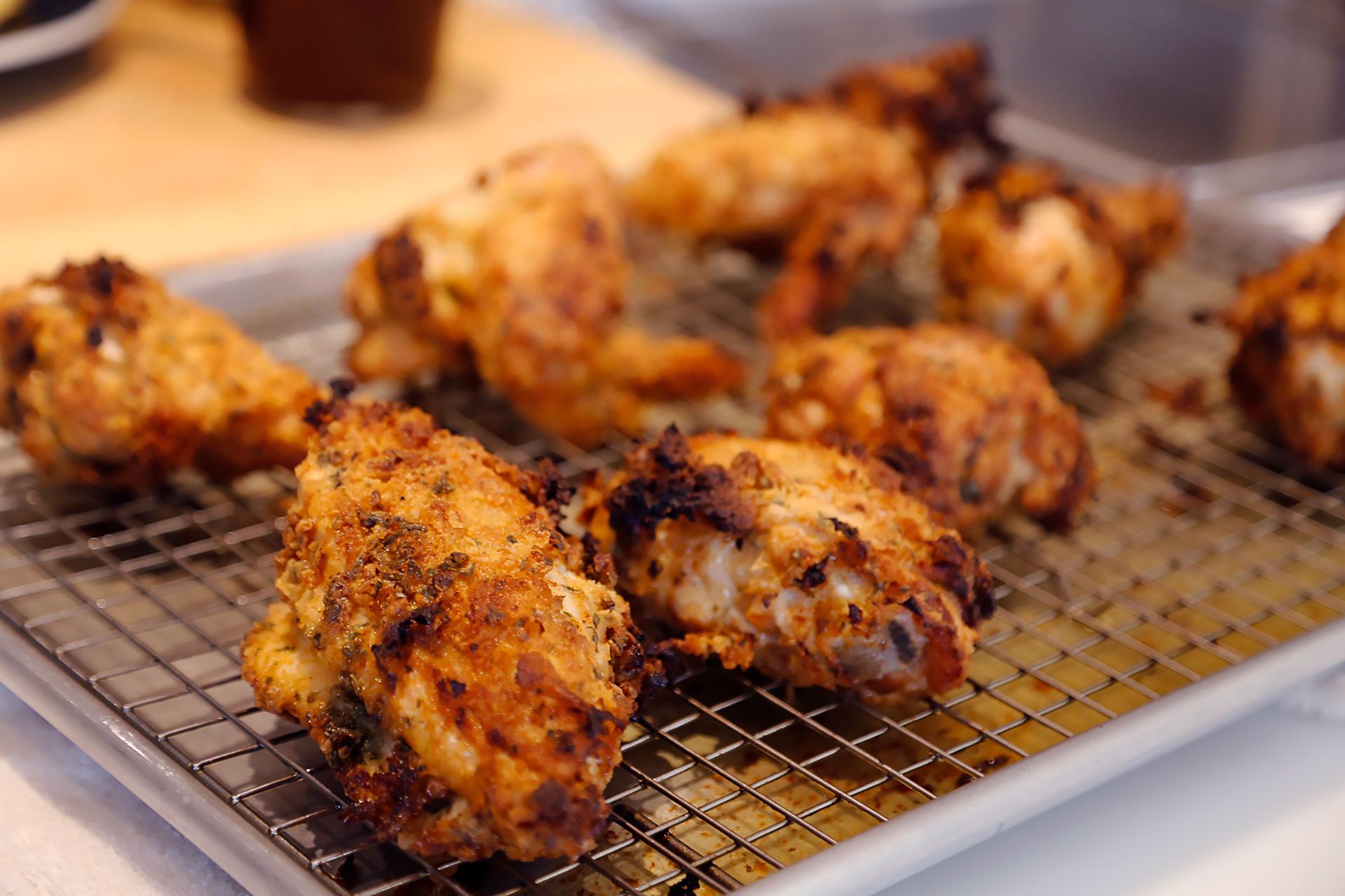 Brown Sugar Kitchen's Acclaimed Buttermilk Fried Chicken