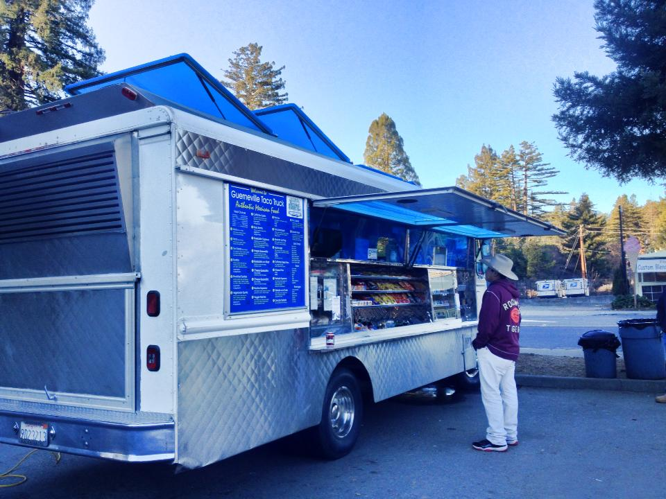 Guerneville Taco Truck