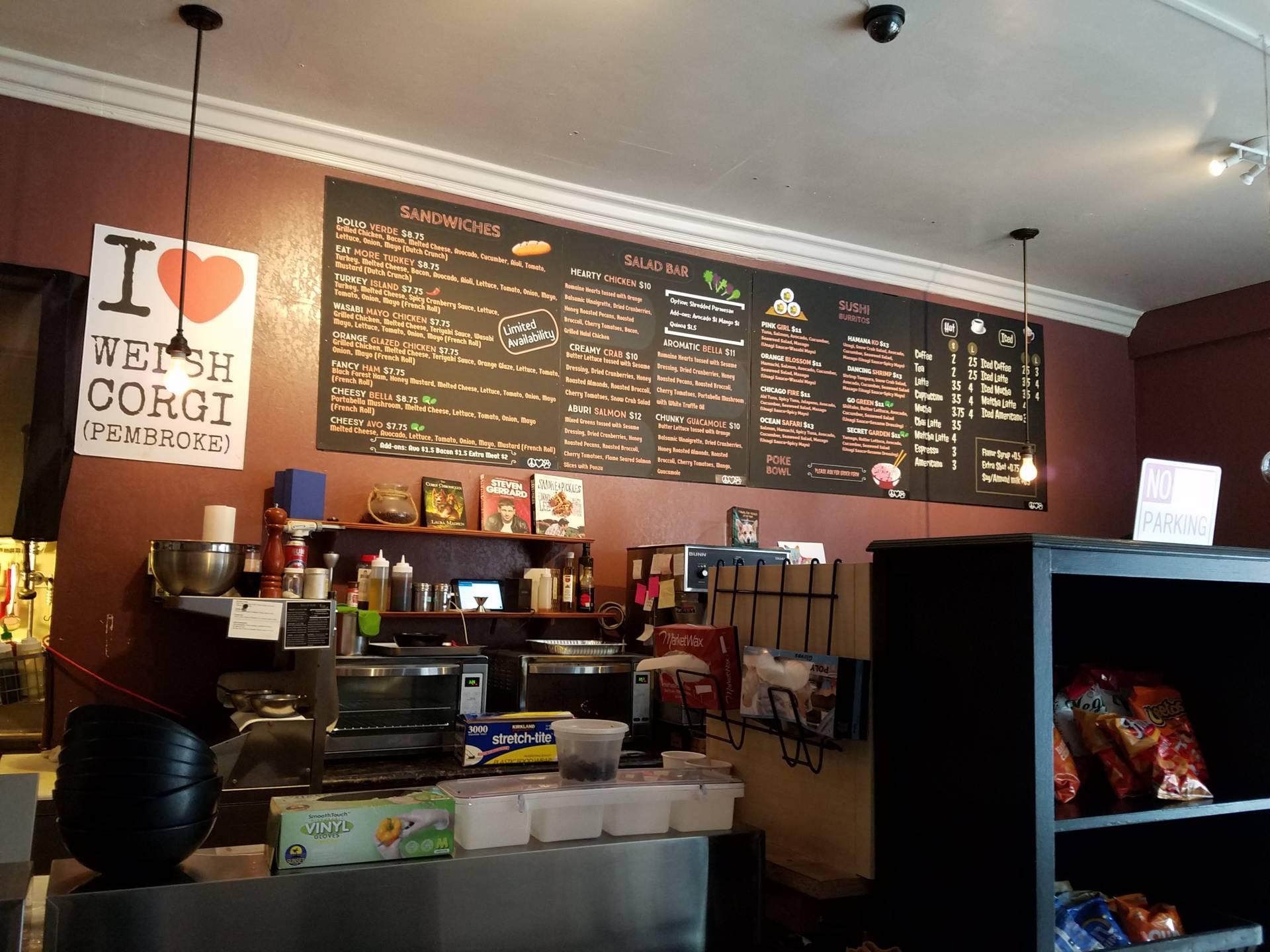 Amitis Deli & Cafe