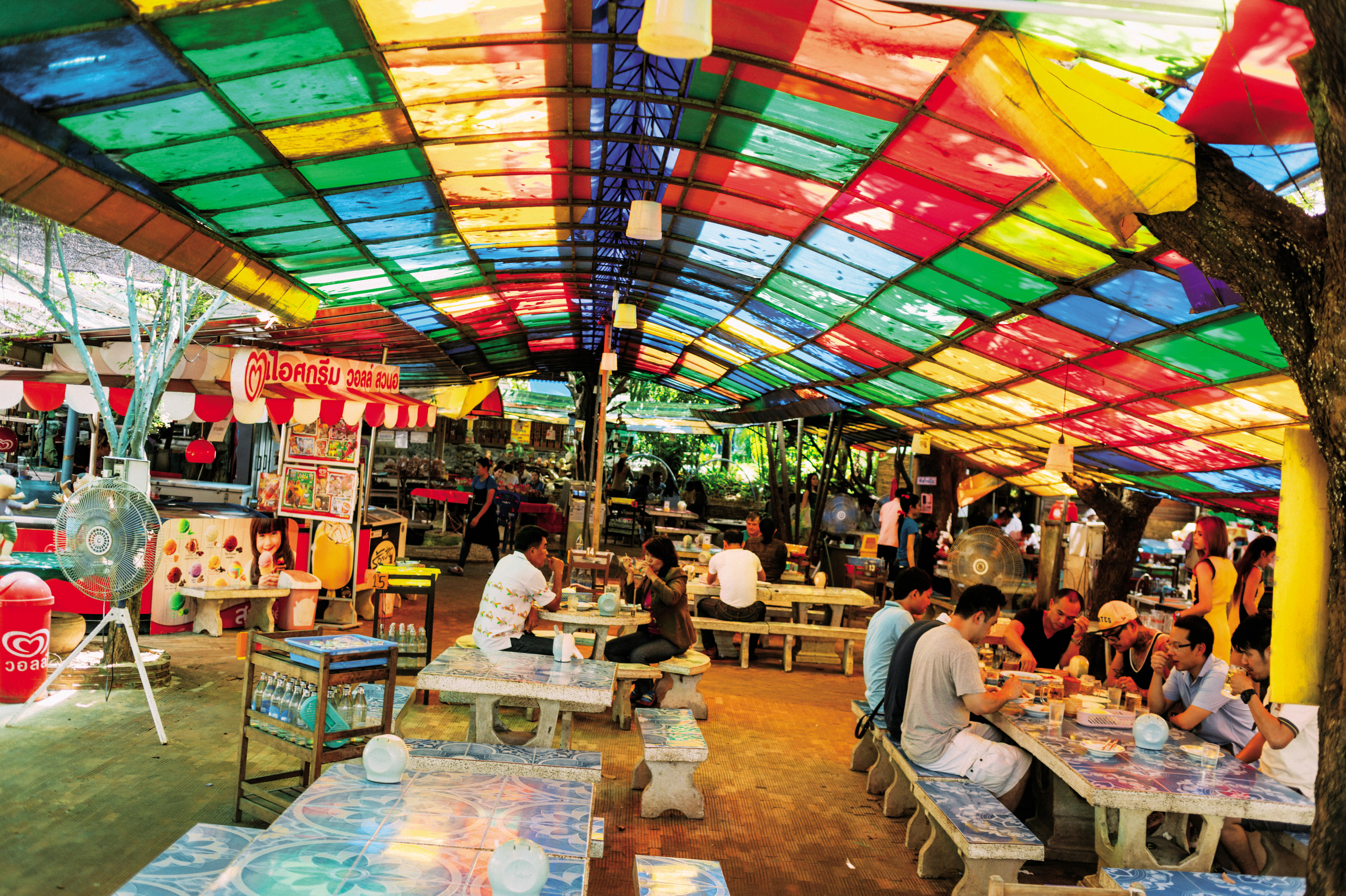 """Chef James Syhabout says Hawker Fare isn't the definitive Lao cookbook and is in no way meant to be. But he is a champion of Lao food because """"It's the little country that could"""""""