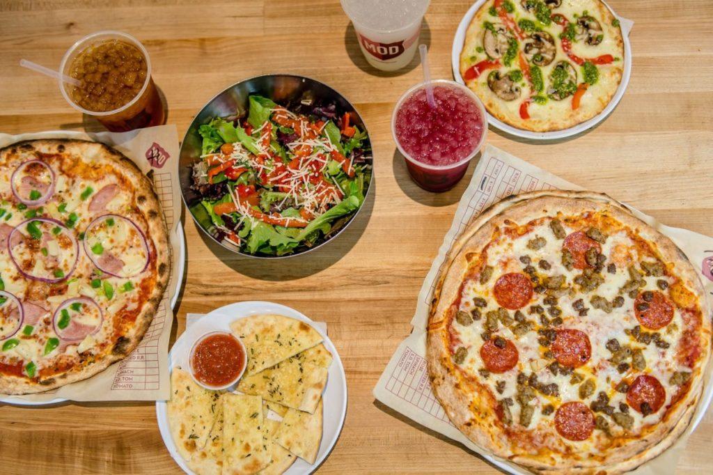MOD Pizza, Santa Rosa