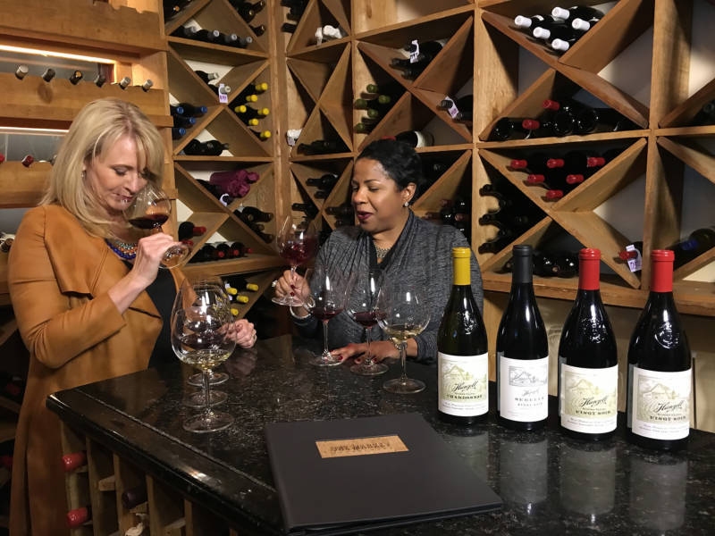 Taste This: Learn 3 Essential Wine Tips from the Experts at One Market in San Francisco