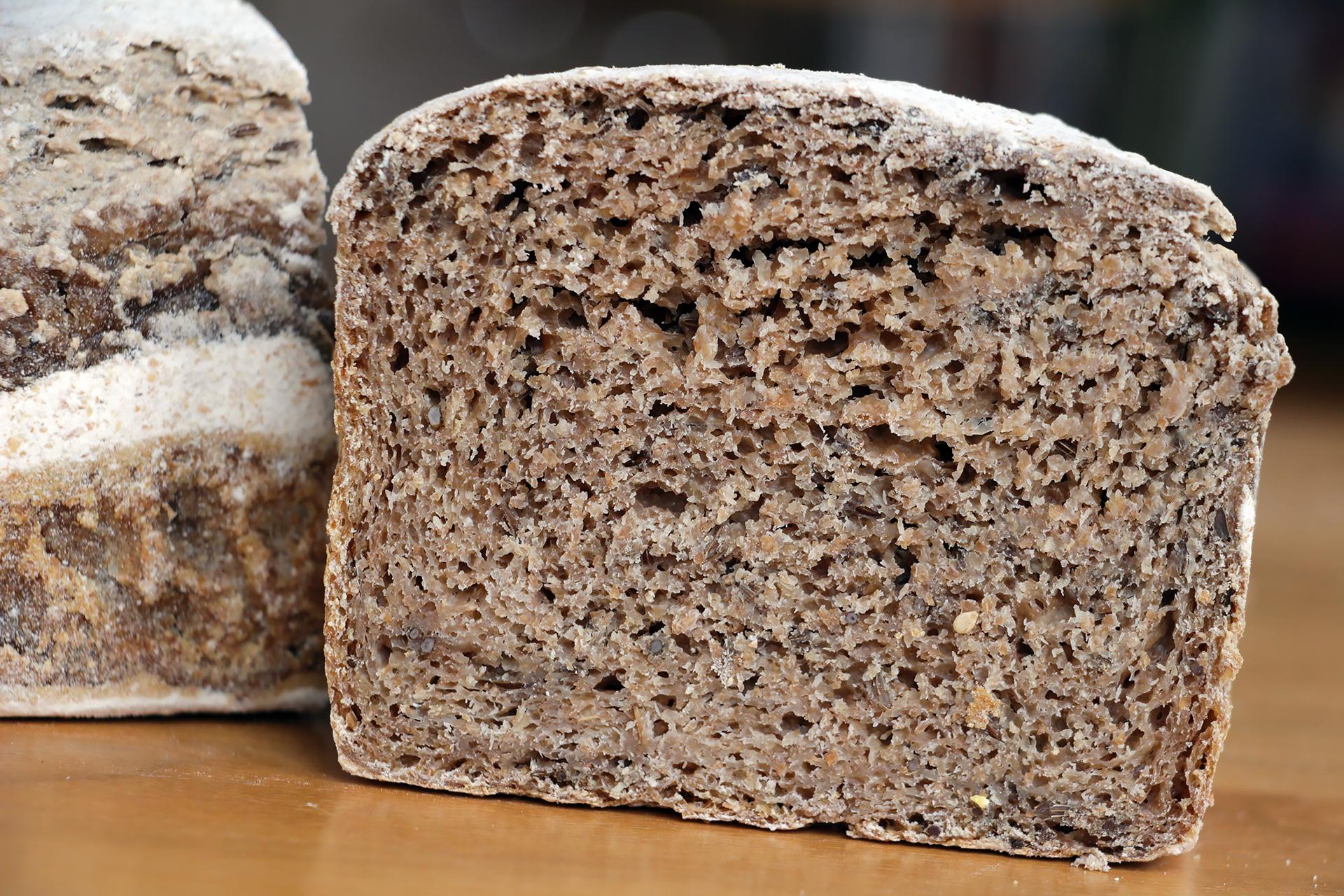Vital Vittles' Sourdough Rye