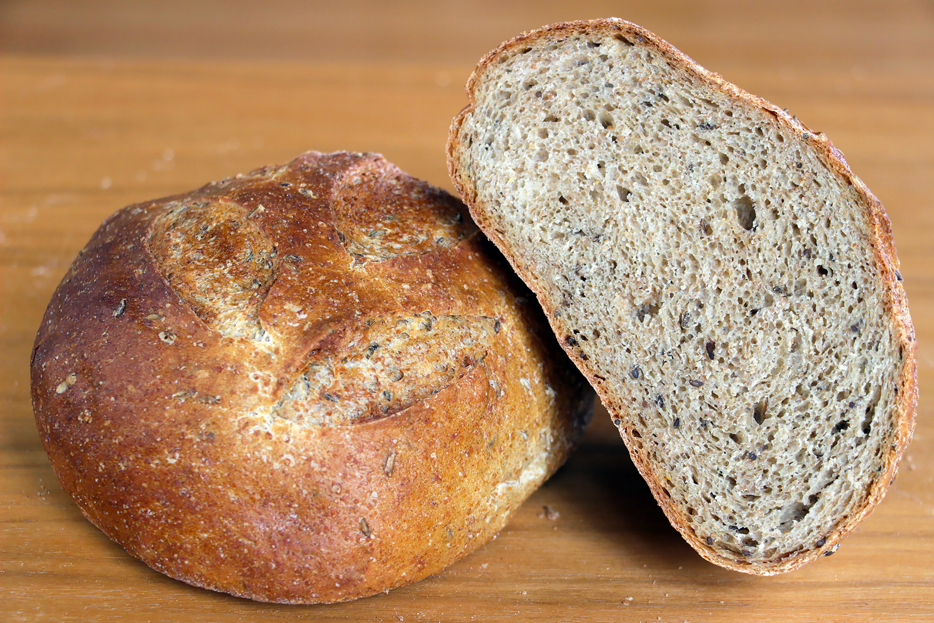 Cheeseboard's Light Rye Bread