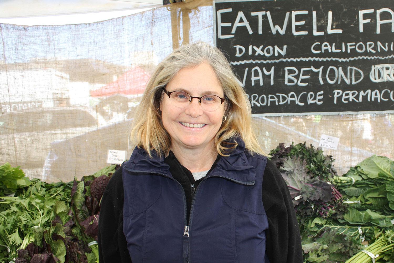 Lorraine Walker of Eatwell Farm