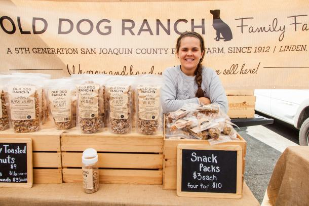 Mollie Sitkin, Old Dog Ranch
