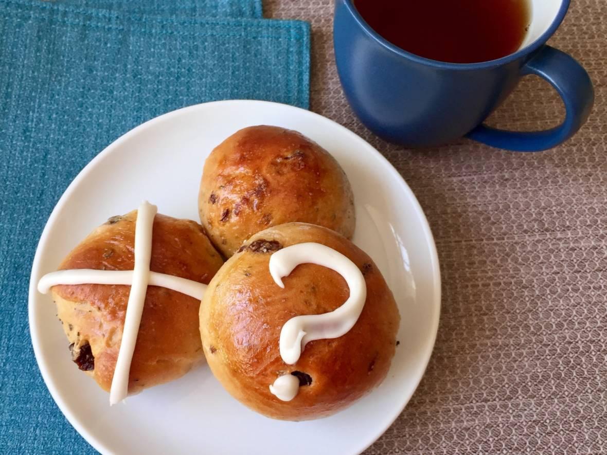 Hot Agnostic Buns: A Proposal For A Pagan-Christian-Secular Easter Treat