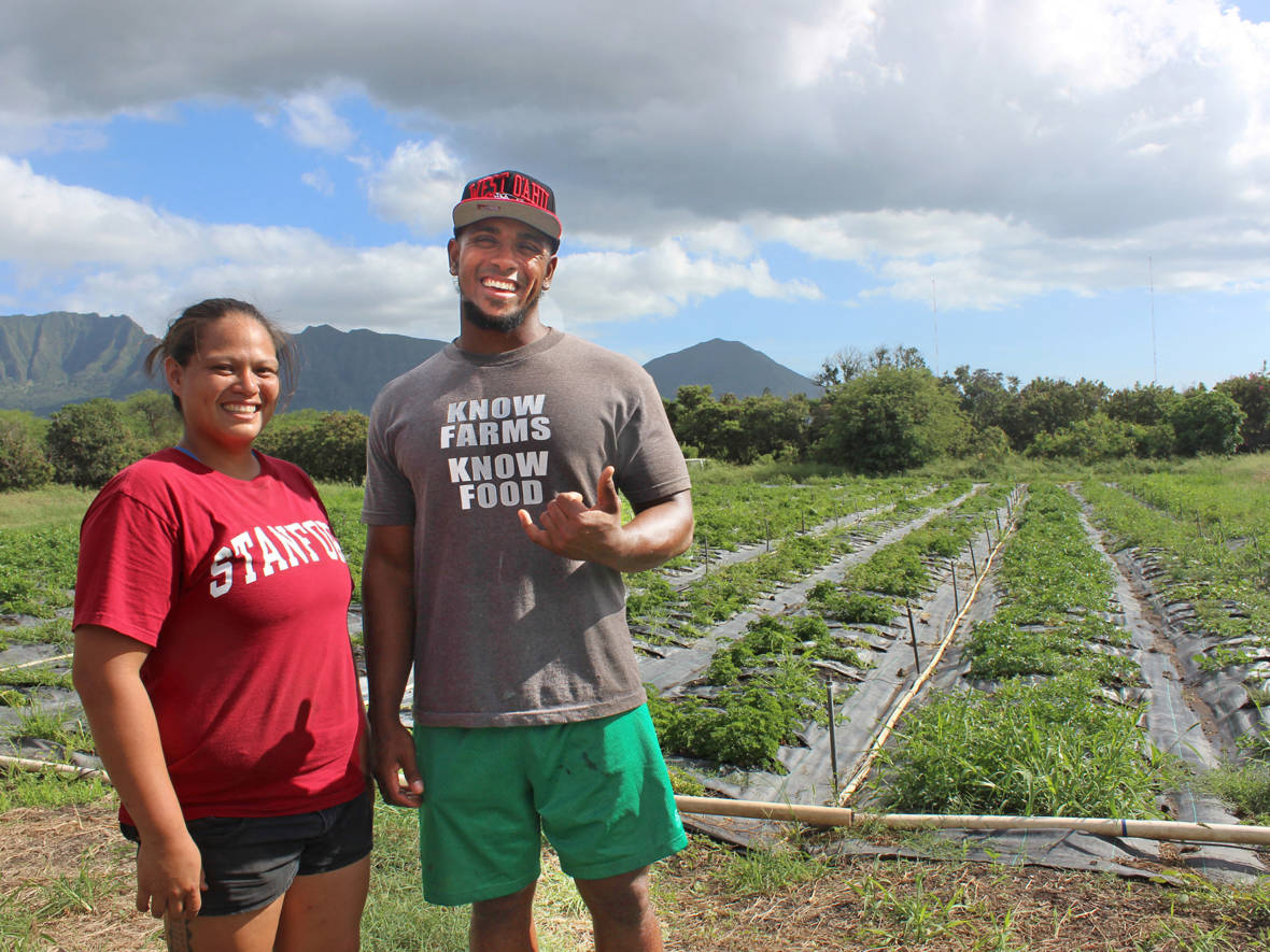Youth Farm In Hawaii Is Growing Food And Leaders