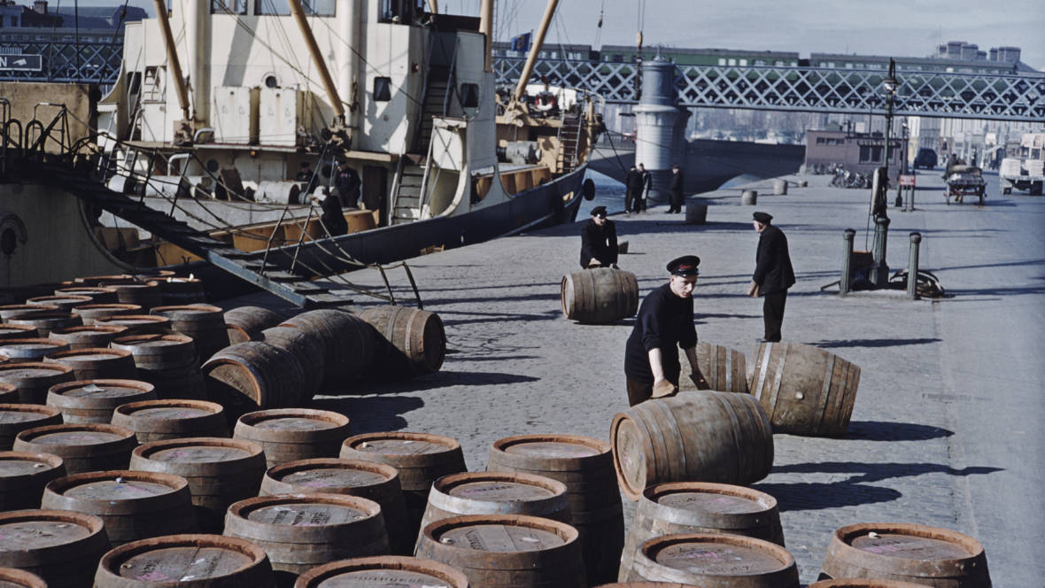 For St. Patrick's Day, A True Tale Of 8 Sailors Saved By Guinness
