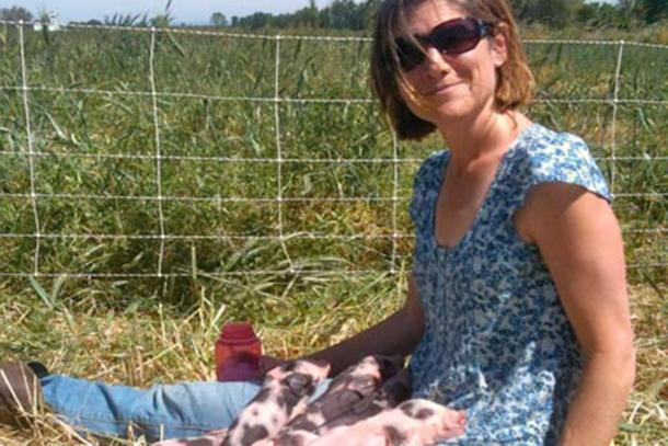 Raquel Krach, Massa Organics