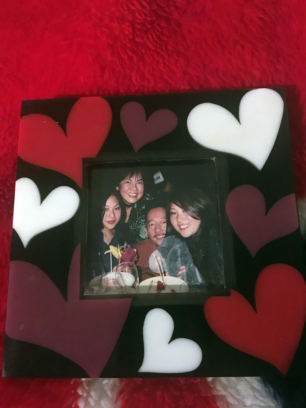 Komiyama Family; Sayaka, Mimi, Shigemi, Erika