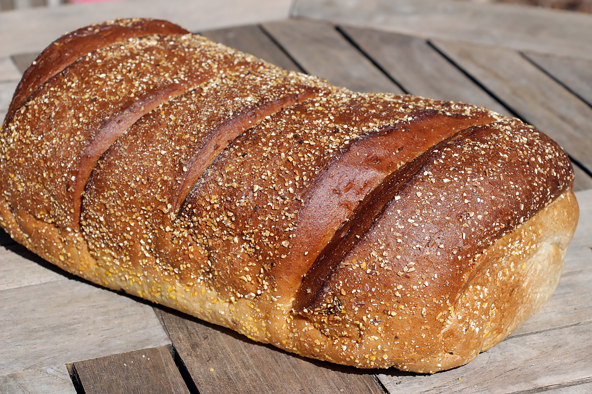 Wise Sons Deli Jewish Rye Bread.