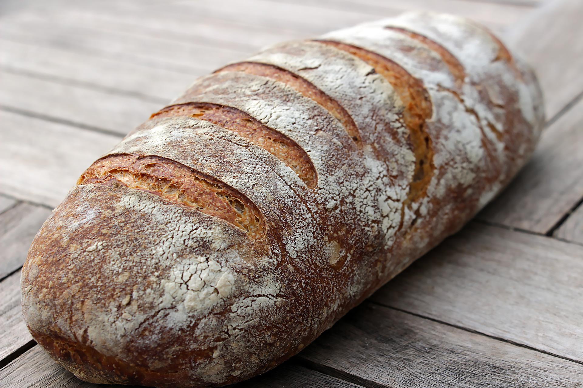 Noe Valley Bakery rye bread.